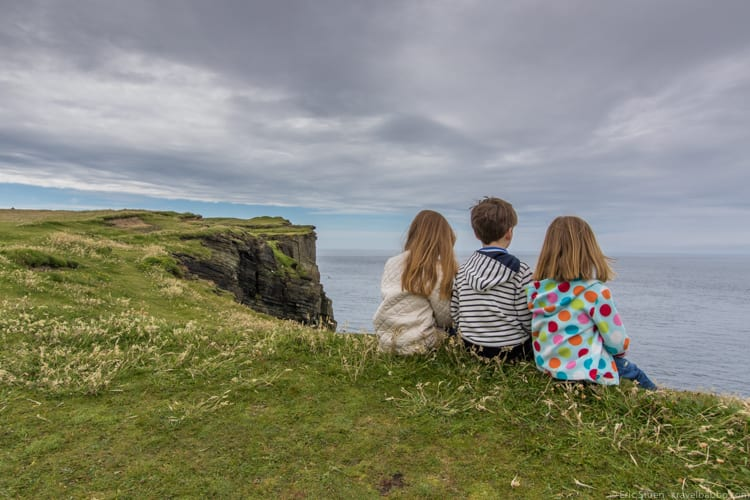 Best Age to Travel - In Scotland