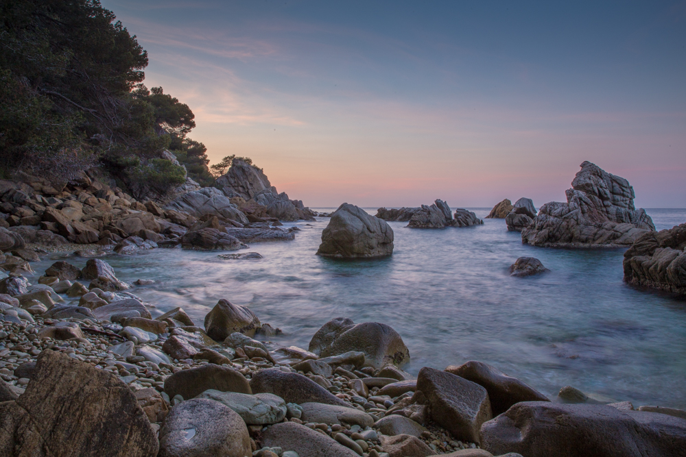 Travel photography: Lloret de Mar, Spain