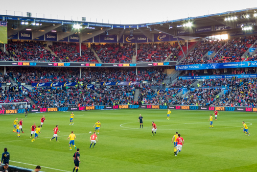Oslo with Kids - Ullevaal Stadium - Norway/Sweden