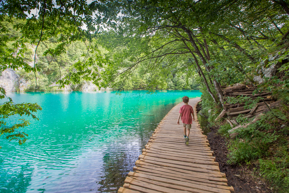 Best of 2015 Travel: Walking through Plitvice Lakes National Park, Croatia