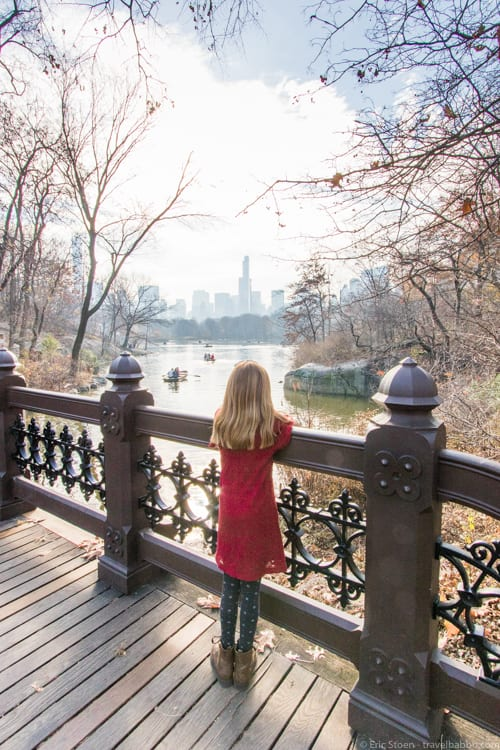 New York Weekend Getaway - A perfect afternoon in Central Park