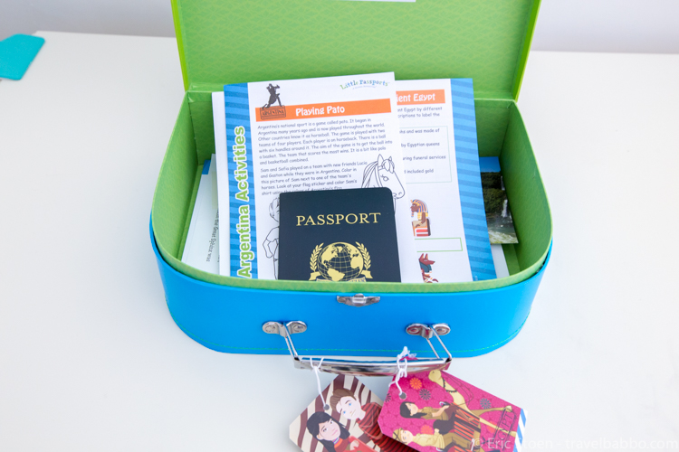 Favorite travel products - Little Passports