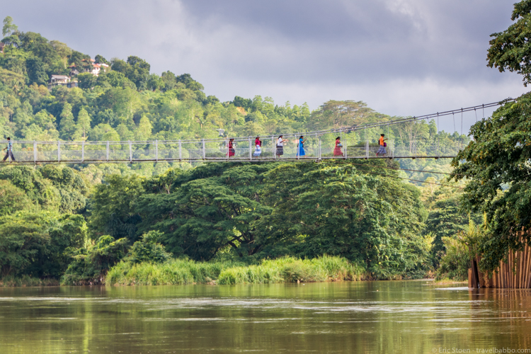 Places to go in Sri Lanka: Mahaweli River
