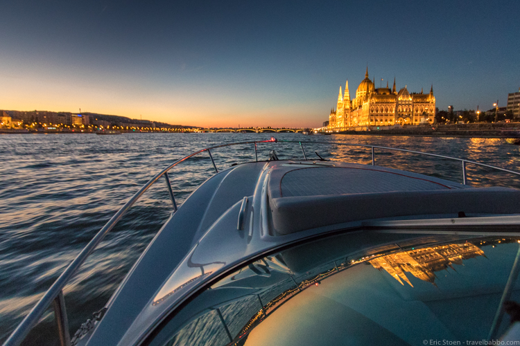 Private jet trips - Budapest, Hungary