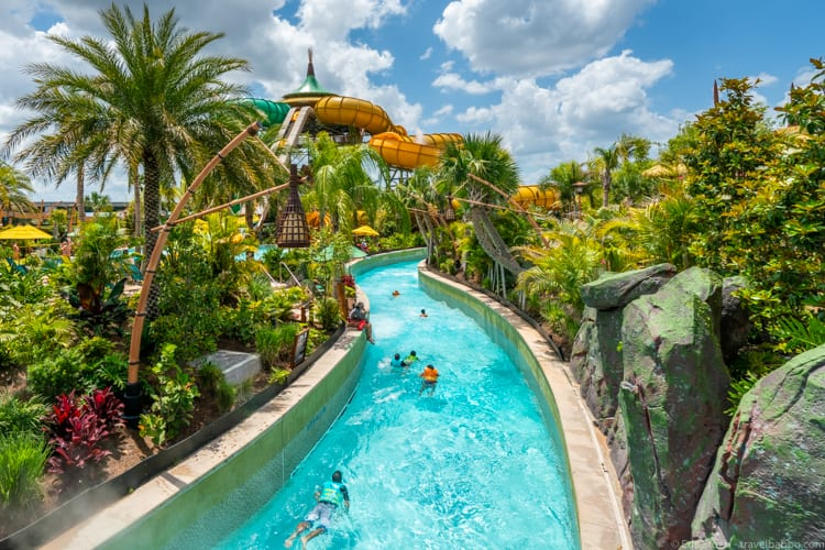 Volcano Bay: TeAwa The Fearless River
