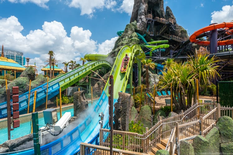 Volcano Bay: The Aqua Coaster