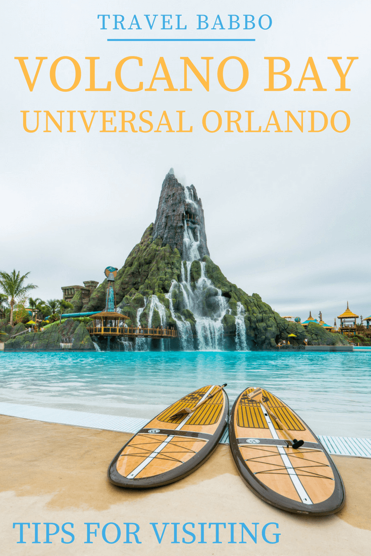 Everything you need to know about Universal Orlando's Volcano Bay, including ride descriptions, where to stay and what I liked best.