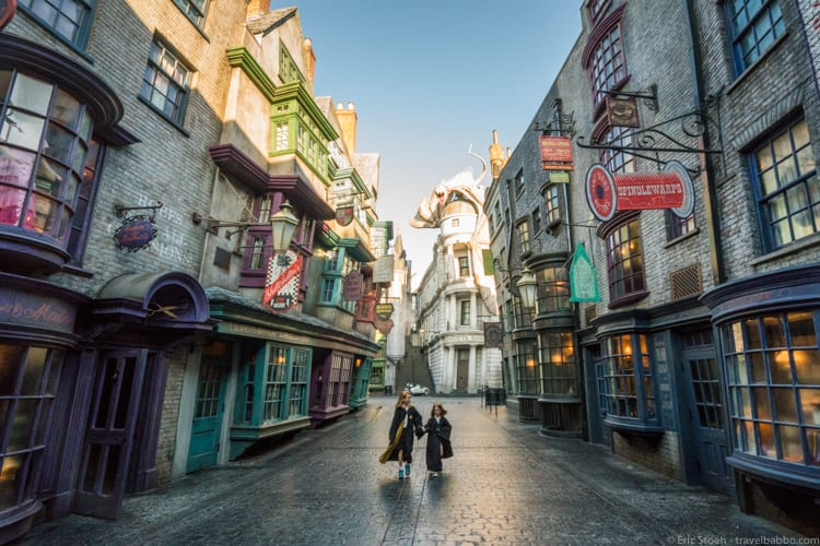 Universal Orlando Tips - In Diagon Alley at Universal Studios Orlando
