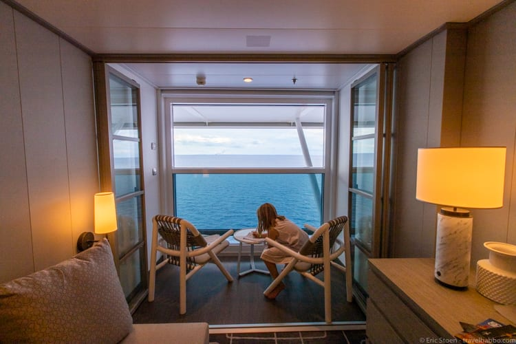 The Celebrity Edge With Kids A Review Travel Babbo