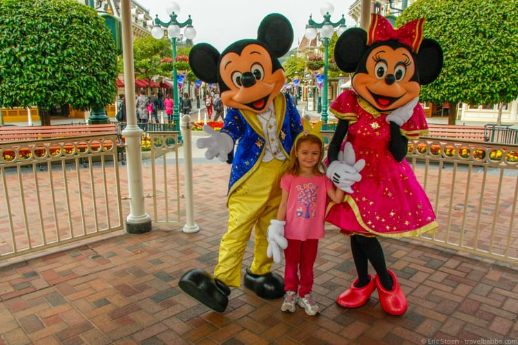 How much does a Disneyland Vacation Cost? At Hong Kong Disneyland