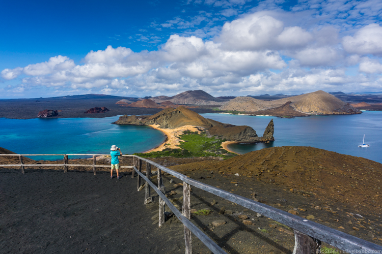 Where to go in South America - The Galapagos are stunningly diverse