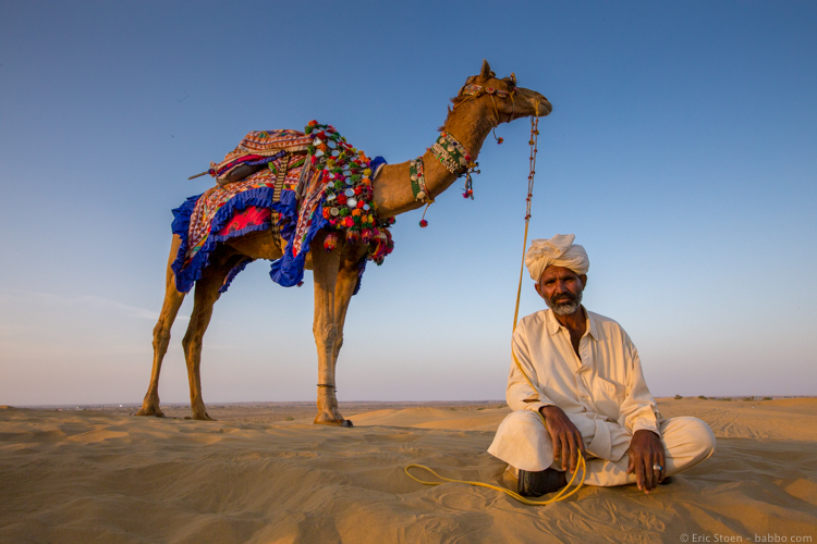 Best vacations for kids - Rajasthan, India