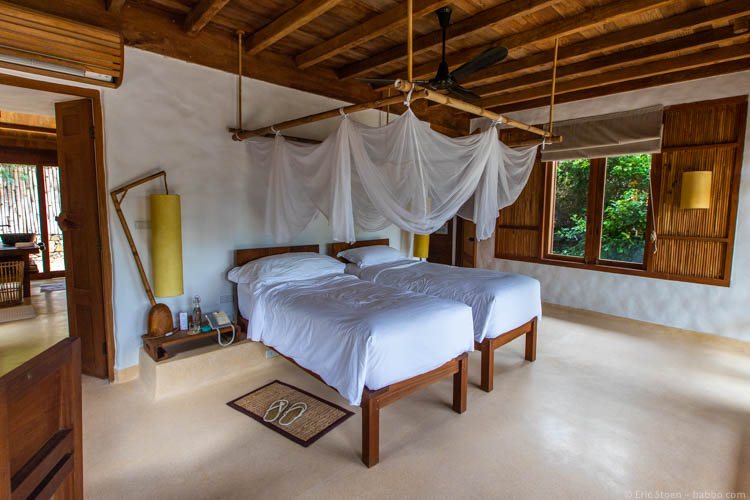 Six Senses Ninh Van Bay - The bedroom