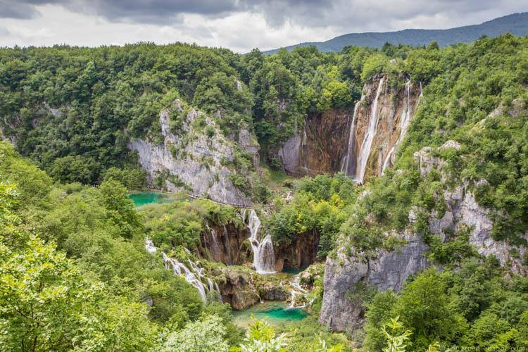 Best family holidays Europe - Croatia - Plitvice Lakes National Park is stunning!