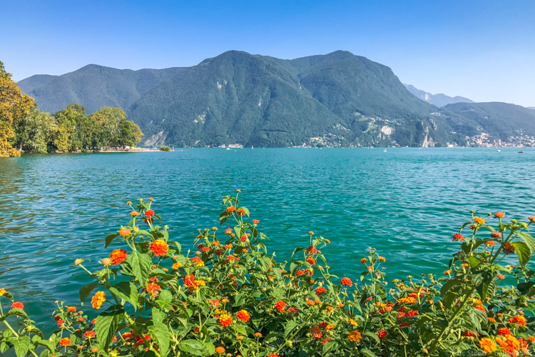 Best Countries to visit - Switzerland - Lake Lugano